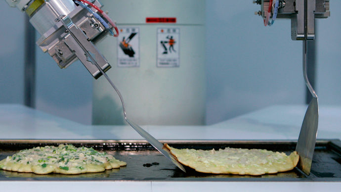 Gigabyte gourmet: AI robot learns to cook just by watching YouTube videos