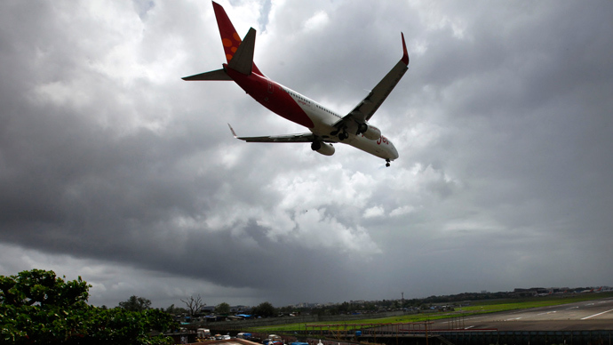 Intel agencies warn terrorists may hijack Air India flight, airports on high alert