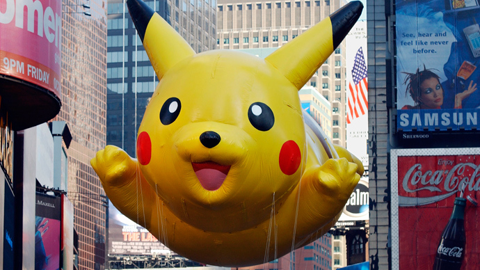 'Hands off Pikachu!' China under fire over mass poisoning of Pokemon 'prototype'