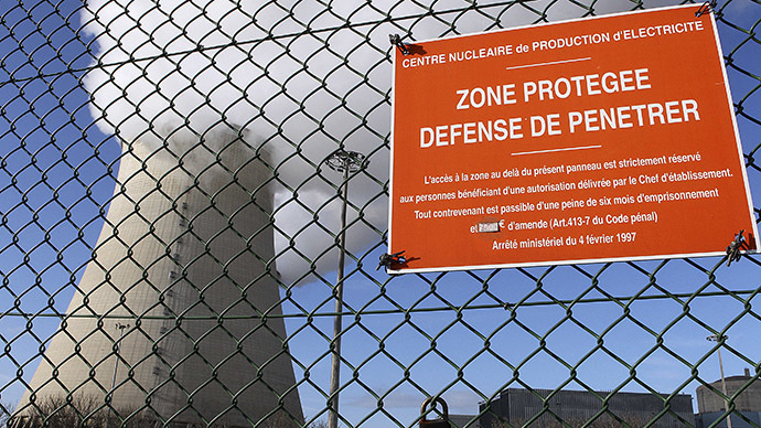 Catch me if you can: More drones break into France's nuclear air space