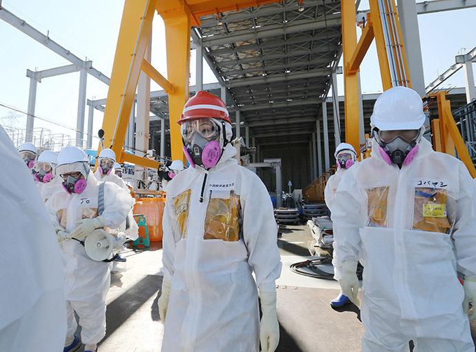 AFP Photo/ Japan pool / Jiji Press