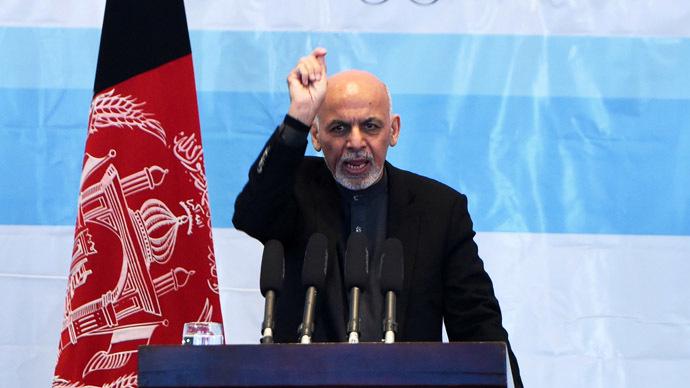 Afghan President Ashraf Ghani (AFP Photo/Wakil Kohsar)