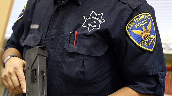 San Francisco police shoot dead man who challenged officers with fake gun