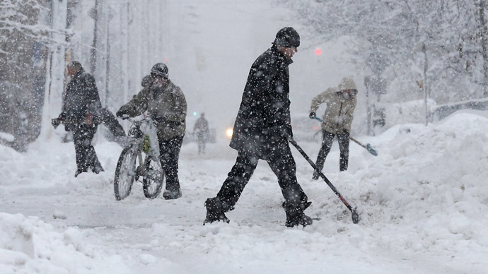 Canada blackout: Heavy snowfall leaves over 150,000 without electricity in Quebec