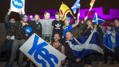 Secret US files reveal Washington's interest in Scottish referendum – report