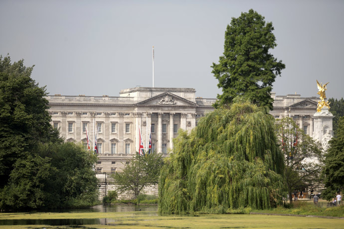 Prince Andrew 'immune' to US trial, Buckingham Palace rejects sex abuse claims Bp-1