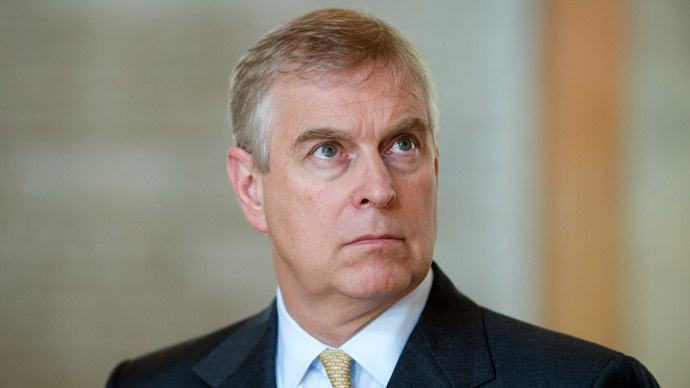 Prince Andrew 'immune' to US trial, Buckingham Palace rejects sex abuse claims