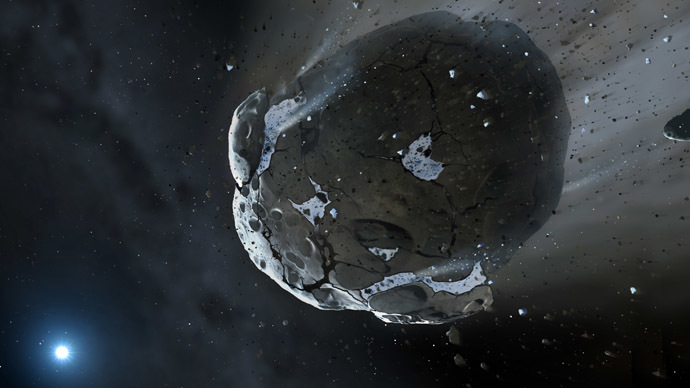 Potentially dangerous asteroid to fly by Earth on January 26