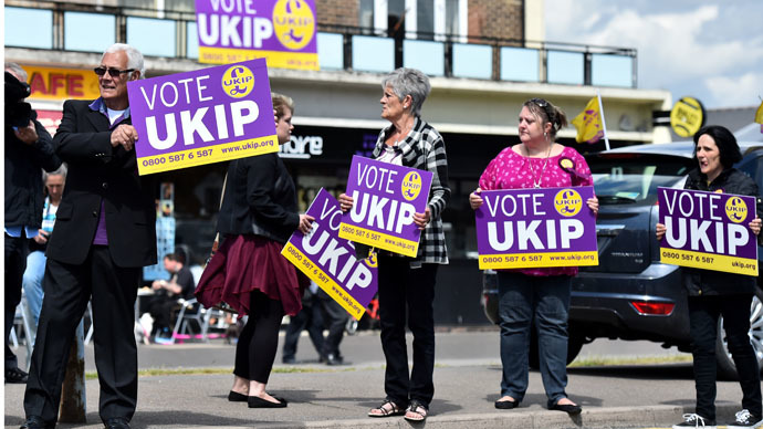 ​UKIP councilor on trial for alleged electoral fraud