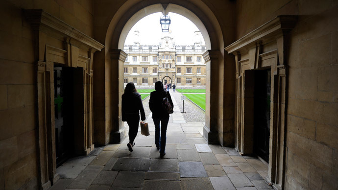 UK universities won't reveal how they spend their student's cash