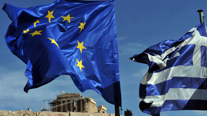 EU Commission on Grexit: 'Euro membership is irrevocable'