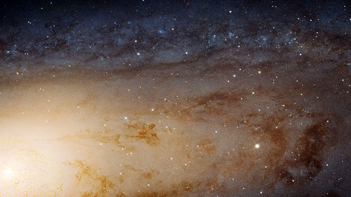 100mn stars in 1.5bn pixels: Hubble takes 'sharpest ever' image of Andromeda galaxy