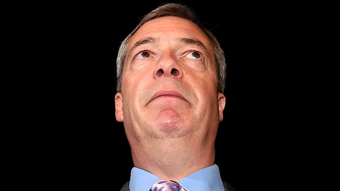 UKIP.org for sale? Farage's website 'unregistered'