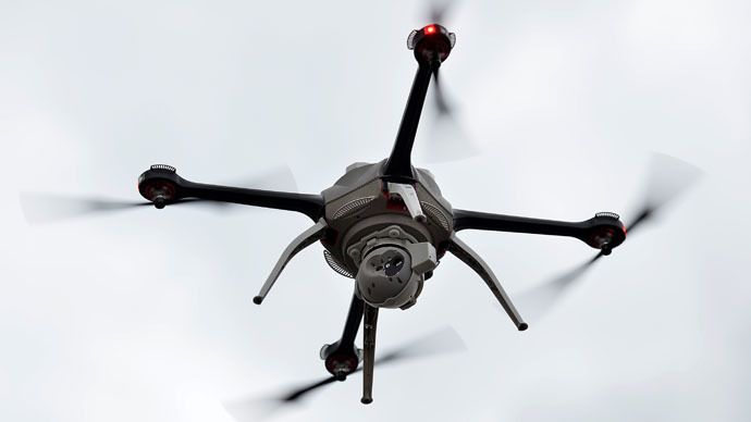 N​o drone zone: Police warn UAVs to 'stay out of central London'