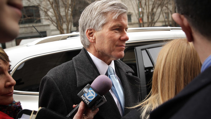 Former Virginia governor Bob McDonnell sentenced to two years for corruption
