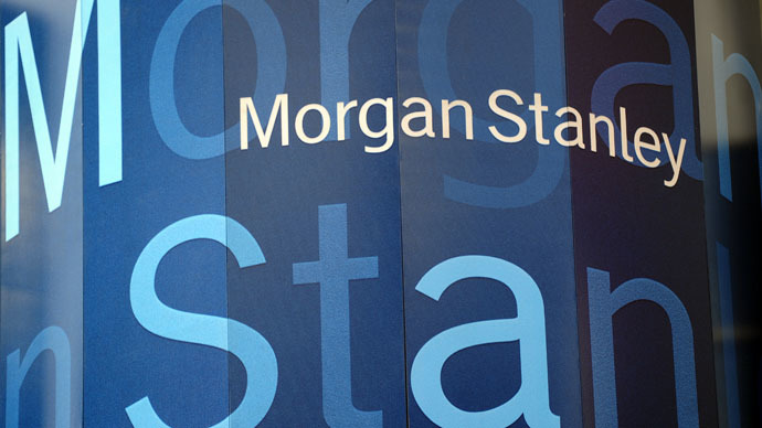 Morgan Stanley fires employee after client data ends up online