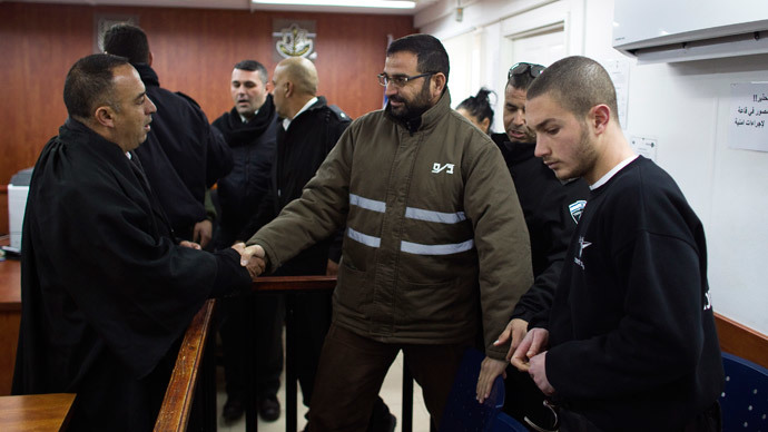 Israel sentences Hamas member to 3 life terms for murdering Jewish teens