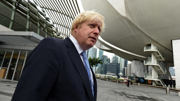 Boris Johnson: Everyone living, working in UK should speak English