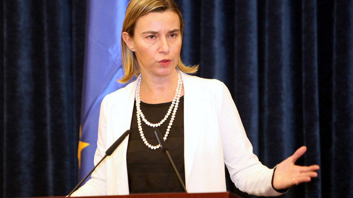 Israel's Palestinian tax move violates Oslo Accords – EU foreign policy chief