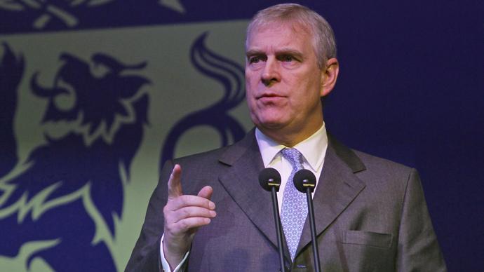 US lawyer sues in Prince Andrew sex case, Buckingham Palace remains defiant