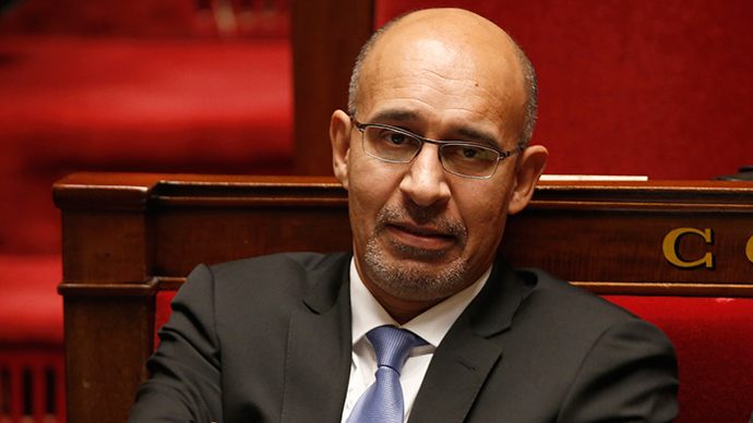 French State Secretary for European Affairs Harlem Desir (Reuters / Charles Platiau)