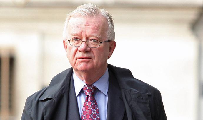 Sir John Chilcot (AFP Photo / Shaun Curry)