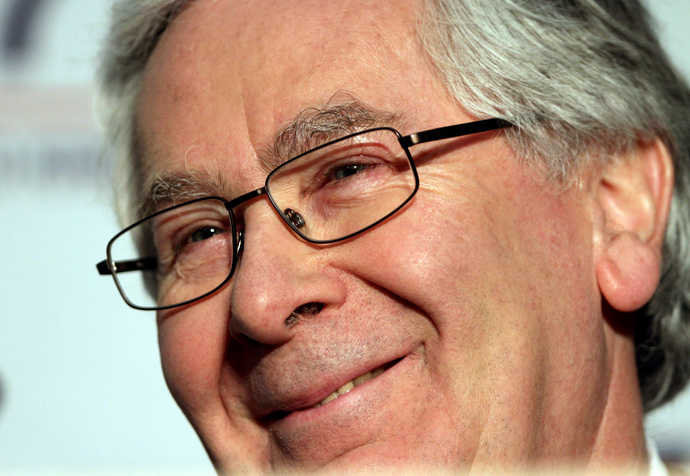 Former Governor of the Bank of England Mervyn King (AFP Photo / Pool / Yui Mok)