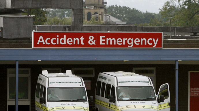 A&E Crisis: 'Urgent summit' call to rescue besieged health service – Labour