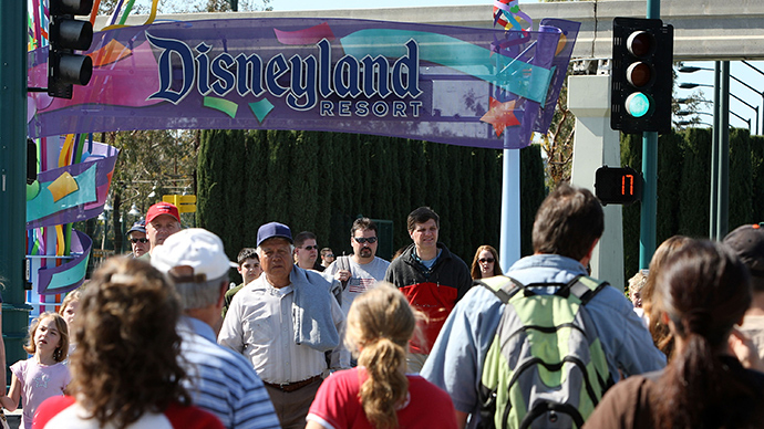 Measles outbreak tied to Disneyland, California health officials say