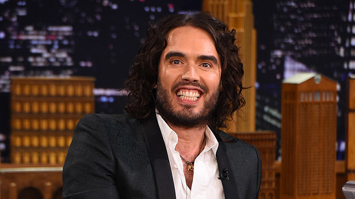 Russell Brand (AFP Photo/Theo Wargo/NBC/Getty Images for
