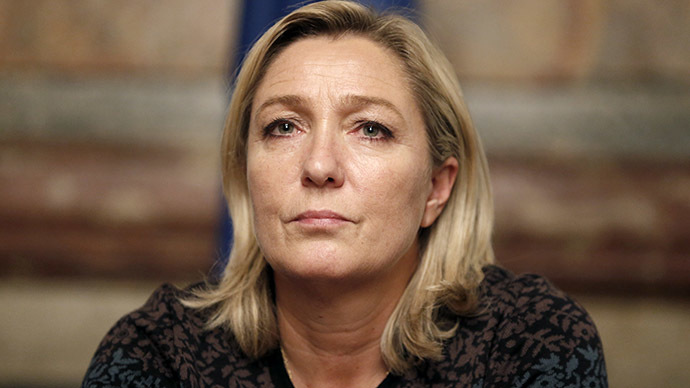 Paris shooting: French far-right leader Le Pen calls for death penalty