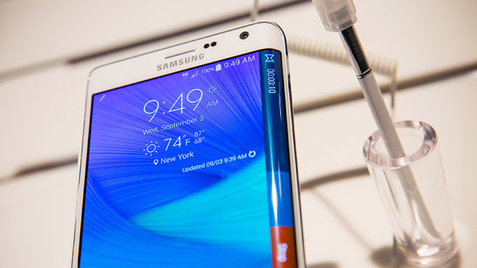 ​Samsung forecasts 37% income fall