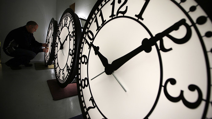 Leap second: Internet giants atwitter as world to catch up with clocks
