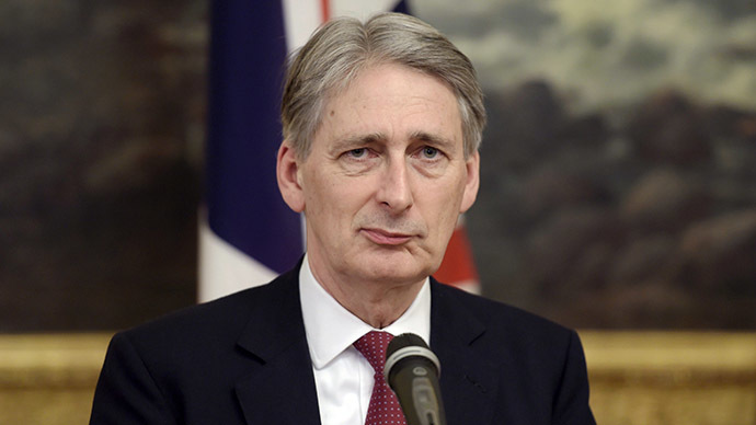 Paris shooting 'product of West's conflict with ISIS' – Foreign Sec Hammond