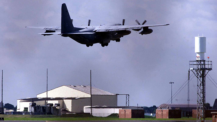 US to close major airbase in Britain – Pentagon