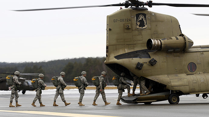 Pentagon cutting expenses, consolidating bases in Europe