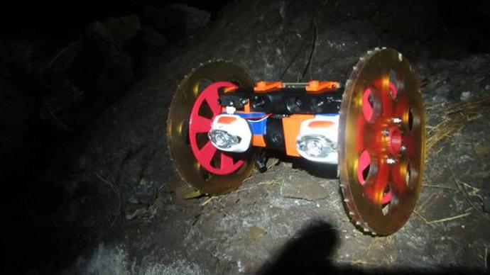 NASA to drop new robot into volcano to study eruptions