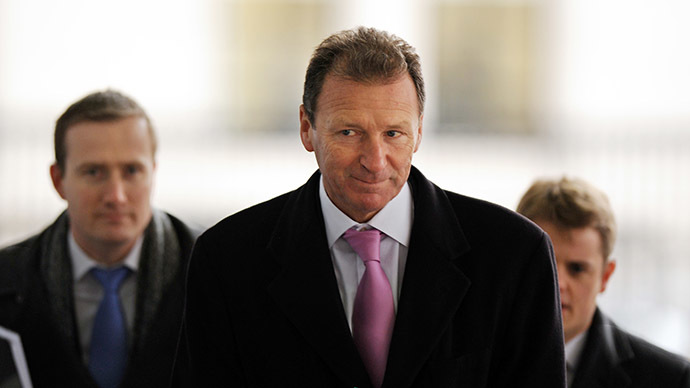 British Cabinet secretary Sir Gus O'Donnell. (AFP Photo/Adrian Dennis)