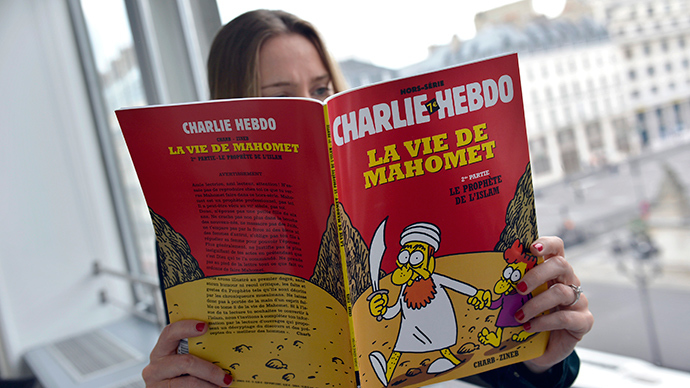 'Stupidity won't win': Charlie Hebdo to publish 1mn copies next week