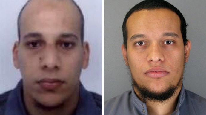 Charlie Hebdo massacre suspects on US no-fly list 'for years,' trained with Al-Qaeda in Yemen – reports