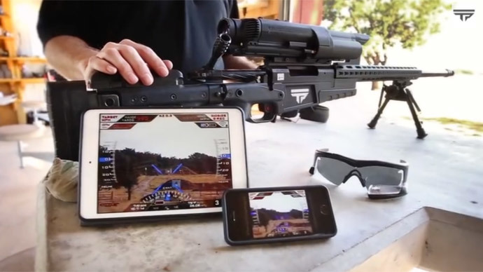 CES 2015: Equipping everything with internet, including guns (PHOTOS, VIDEO)