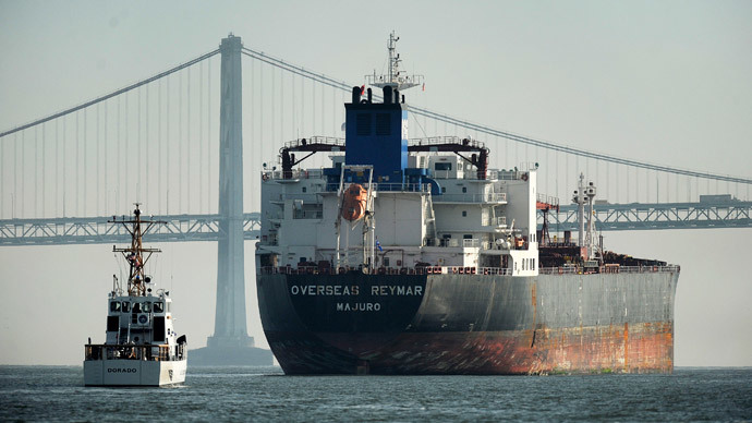 Major oil traders book tankers for stockpiling crude at sea – report