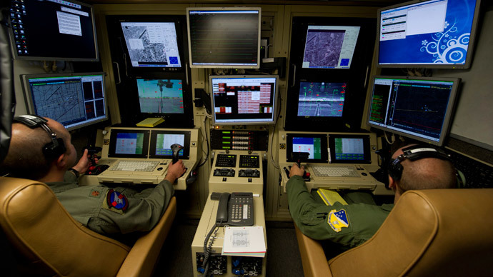 ​Air Force considering incentives to keep drone pilots on duty