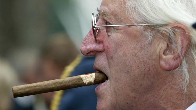 Jimmy Savile.(Reuters / Paul Hackett)