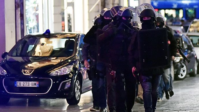 Hostages freed in jewelry store in Montpellier, France (VIDEO)