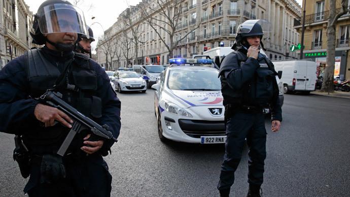 Reuters / Philippe Wojazer