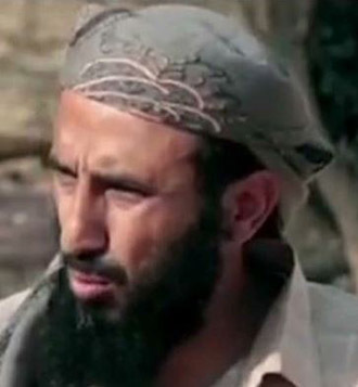 Nasir al-Wuhayshi, the leader of the Islamist militant group Al-Qaeda in the Arabian Peninsula (AQAP) (Photo from wikipedia.org)