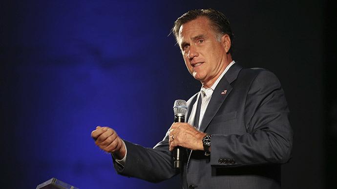 Déjà vu? Mitt Romney considering 2016 presidential run