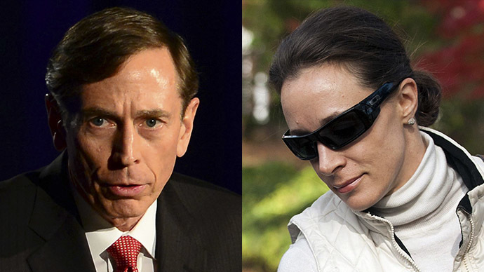 FBI and Justice Department recommend felony charges against Petraeus
