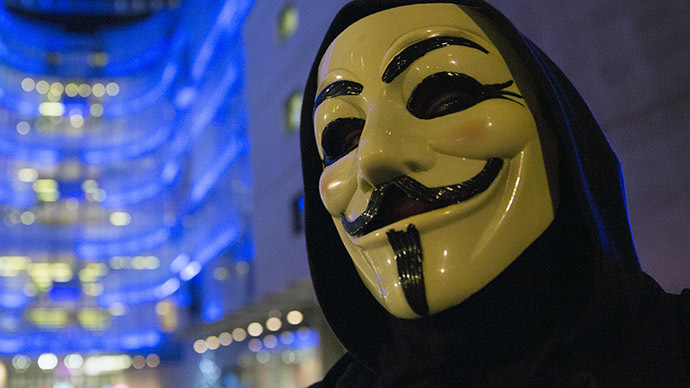 #OpCharlieHebdo: Anonymous declares war on terrorist websites